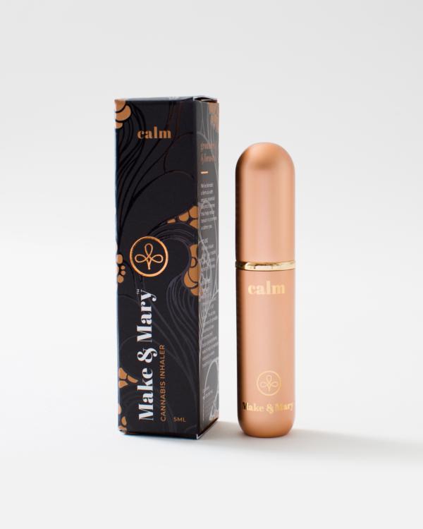 Make & Mary Cannabis Inhaler