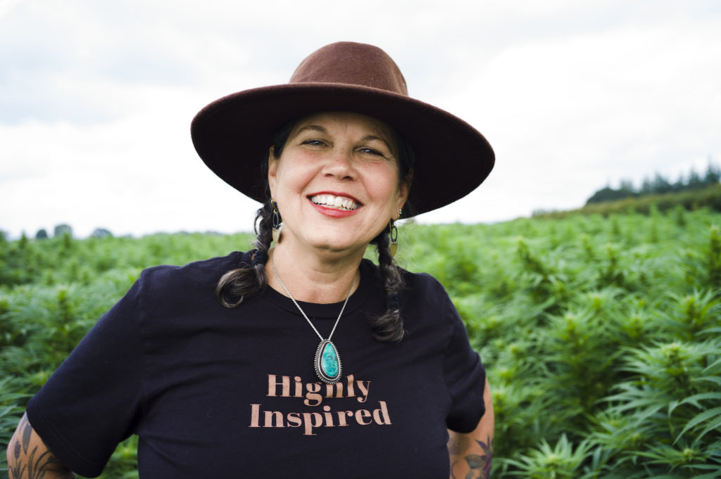 Make and Mary in Forbes, Women in Weed