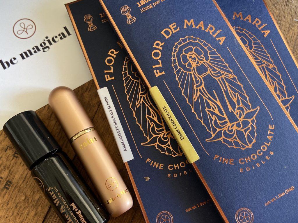 Flor De Maria CBD Chocolate, we love these fine chocolates!