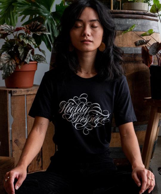 Cannabis Inspired T-shirt