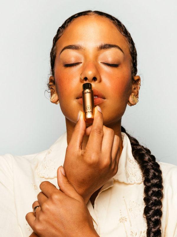 cannabis aromatherapy inhaler
