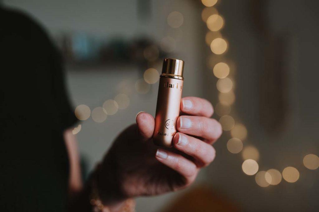 Essential Oil Inhaler Ritual